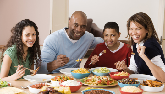 Great Reasons to Eat Dinner as a Family